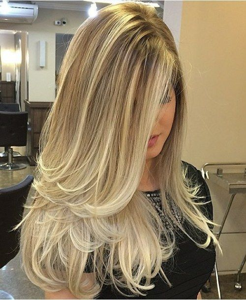 dlho Blonde Ombre Hair