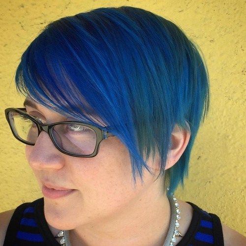 dlho Electric Blue Pixie