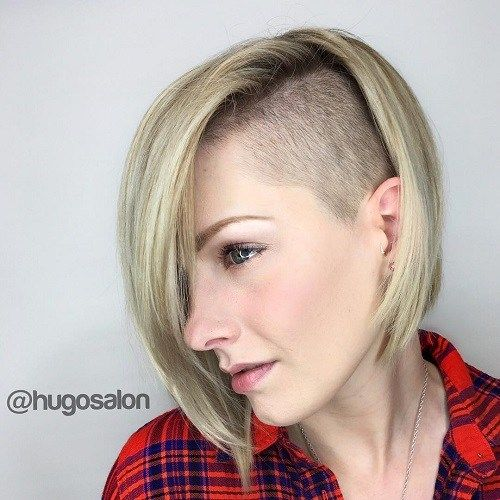 Guppa With Asymmetrical Side Undercut