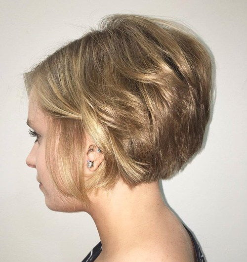 Кратак Layered Hairstyle