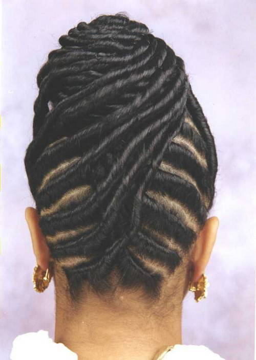 tresă hairstyles for black women