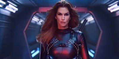 Cindy Crawford Bad Blood