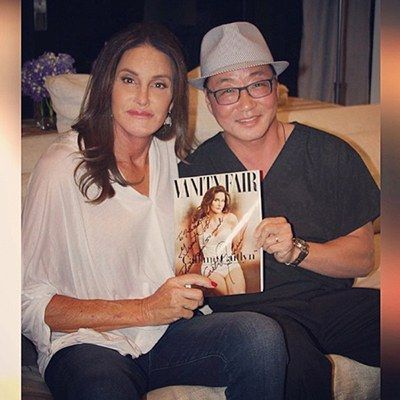 Caitlyn Jenner and Dr
