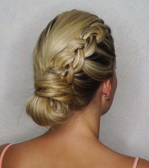 Rapid Sporty Updo