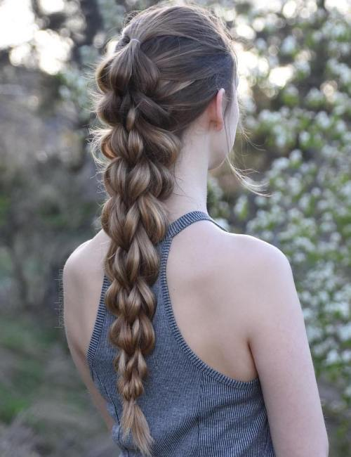 Lung Layered Braids