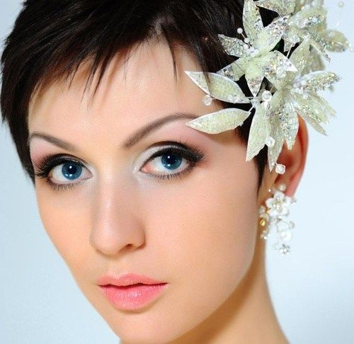 mic de statura Indian wedding hairstyle