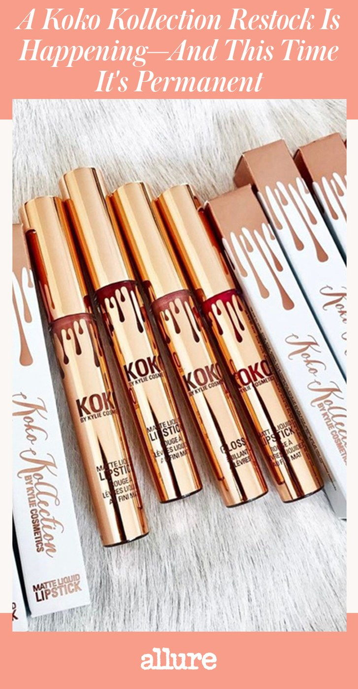 Други Koko Kollection Restock Is Happening, But This Time It's Permanent