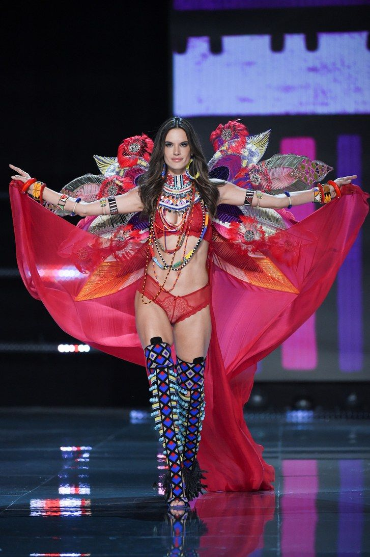 Cindy Crawford Shares Video From First Annual Victoria's Secret Fashion Show